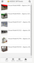 SIP Houses in the calculator